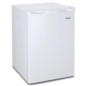 White 2.6 Cu Ft. Compact Refrigerator U0026 Mini Freezer, Small Office Dorm  Fridge Part 87