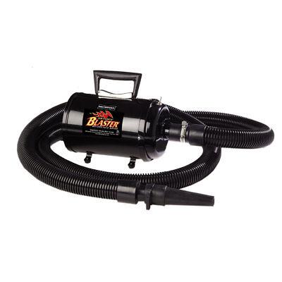 Metro Vac 4HP Master Blaster Car + Motorcycle Air Force Blower Dryer 103-141631