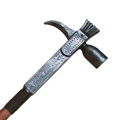Rabenschnabel für Rollenspiel & Cosplay 80cm - Polster-Waffe für LARP   (R12)