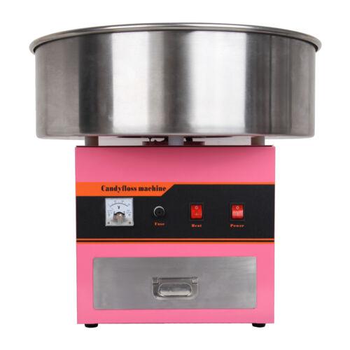 1300w macchina elettrica della caramella di cotone zucchero filato fai da te