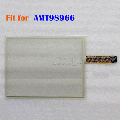 New Touch Screen Glass for AMT98966 AMT 98966 12.1-inch 8wire 90 days Warranty