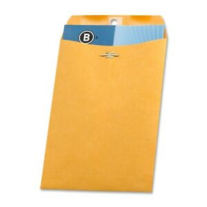 Business Source 36661 Clasp Envelopes, 28 lb, 6-1/2