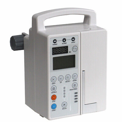 Rechargeable Veterinary Infusion Pump Portable Fluid Administration Pump Machin