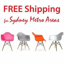 Clearance SALE - Eames Style DAW Dining Chair (Set of 4) Zetland Inner Sydney Preview