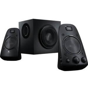 Logitech Z623 3 Piece 2.1 Channel Multimedia Speaker System THX Certified Black
