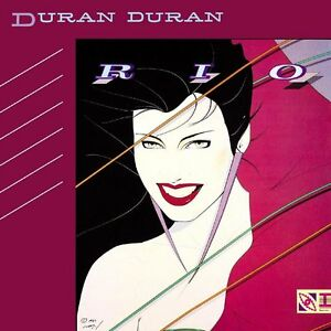 DURAN DURAN - RIO: DELUXE EDITION 2CD ALBUM SET - Released June 22nd 2015)