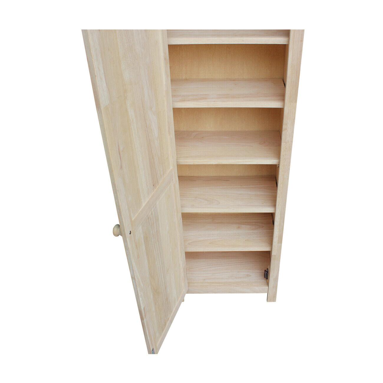 storage cabinet organizer cupboard pantry kitchen shelves