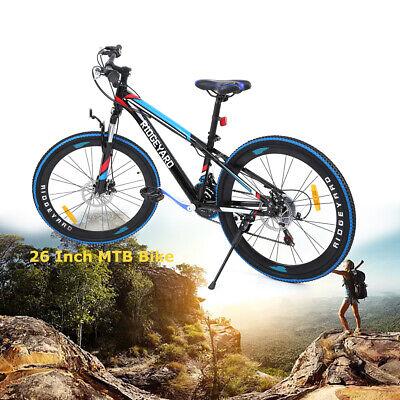 """26"""" Freno de disco Bicicleta de Montaña 21 Velocidades BTM MTB BMX Shimano Bike"""