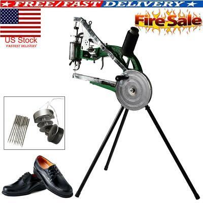 Hand Cobbler Shoe Repair Machine Dual Cotton Nylon Line Sewing Machine Needle
