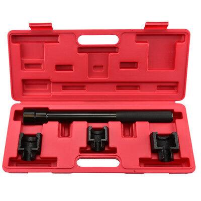 - Inner Tie Rod Removal Set | 4pc Mechanics Installation Tool Dual Socket Adapter