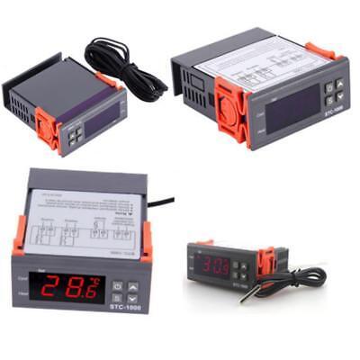 12v24v110v220v Stc-1000 Digital Temperature Controller Thermostat Wntc K
