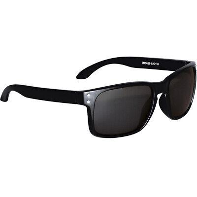 Held 9454 Gafas para Moto Gafas de Sol de Espejo Tintados de Negro