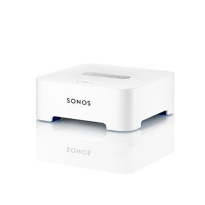 Sonos Zonebridge Br100 Bridge Bridgus1 For Sonos Wireless Network White