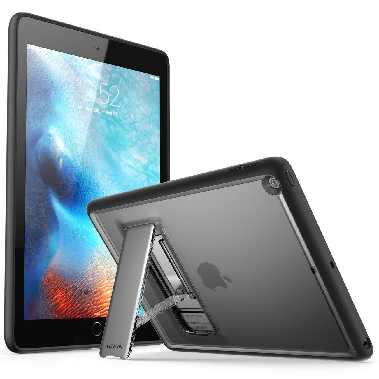 iPad 9.7 2017 2018 Case i-Blason Halo Slim Hybrid Protective