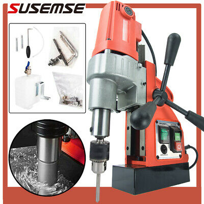 Magnetic Drill Press Cutter Set 10000n 1-13 Hss Cutter Kits Mag Drill Machine