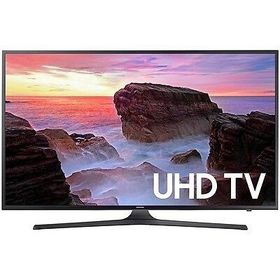 Samsung Un43mu6300 43 Inch 4K Ultra Hd Smart Led Tv  2017 Model