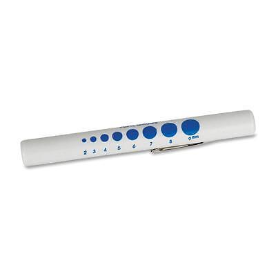 Medline Disposable Penlight Exam Light Clip 4.5l White Mds131040