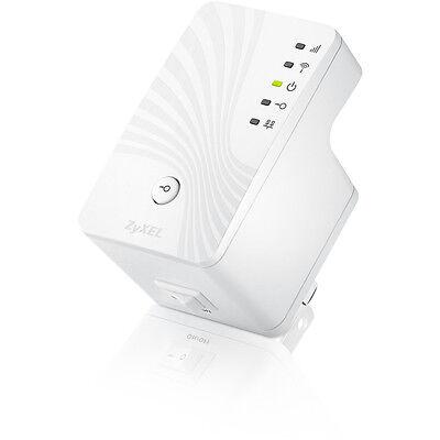 ZyXEL WRE2205 IEEE 802.11n 300 Mbit/s Wireless Range Extender