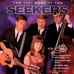 THE SEEKERS ( NEW SEALED CD ) THE VERY BEST OF / GREATEST HITS ( JUDITH DURHAM )