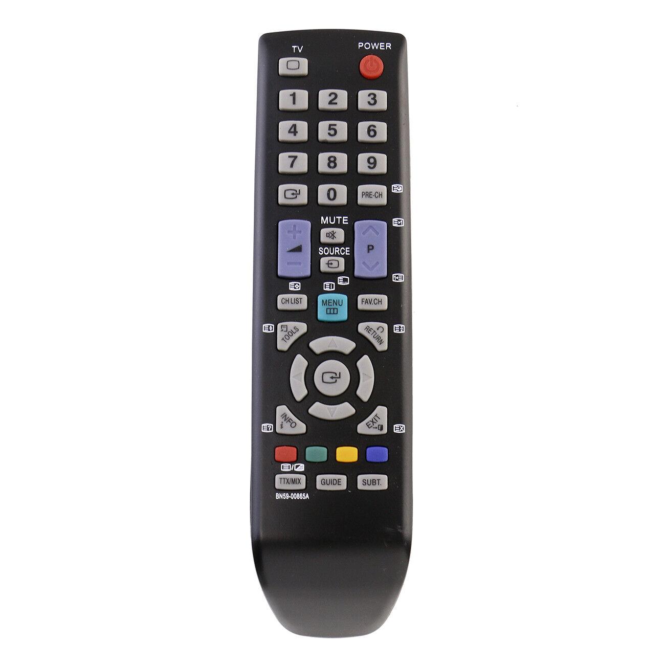 Nuevo Reemplazar el mando a distancia BN59-00865A para Samsung TV