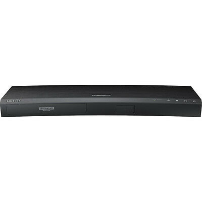 Samsung UBD-K8500 3D Wi-Fi 4K Ultra HD Blu-ray Disc Player