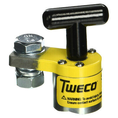 Tweco 200 Amp Smgc200 Switchable Magnetic Ground Clamp 9255-1060
