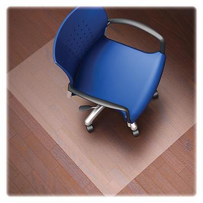 Lorell Hard Floor Chairmat Rectangular46x60 Clear 82827
