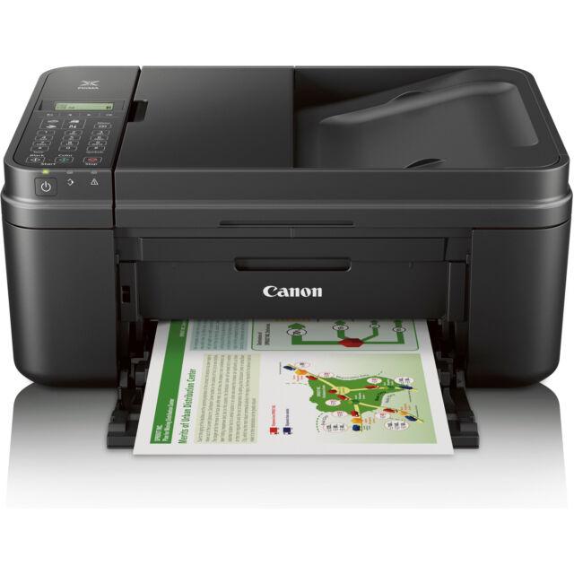canon pixma mx492 black wireless all in one inkjet printer ebay