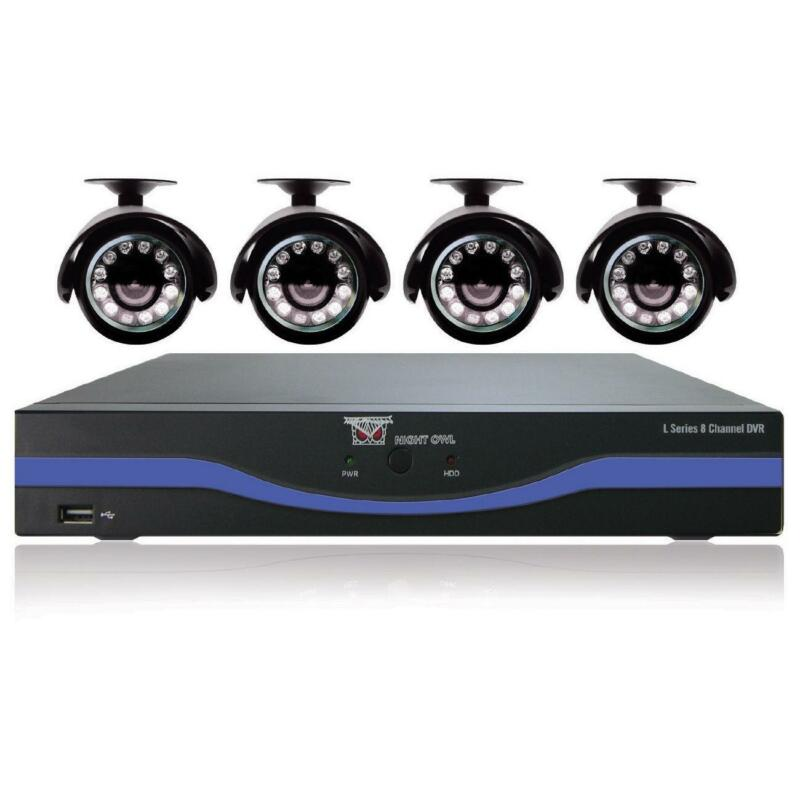 Night Owl Home Surveillance Security Systems Ebay