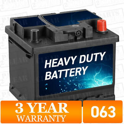 WW063 Car Battery 063 12V 45Ah 390A L:208mm H:176mm W:173mm Replacement