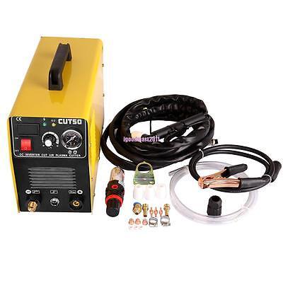 Beweglichen elektrischen Digital Plasmaschneider 50AMP Plasmacutte Inverter