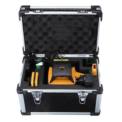 Self-leveling Rotary Rotating Green Laser Level Kit With Case 500m Range