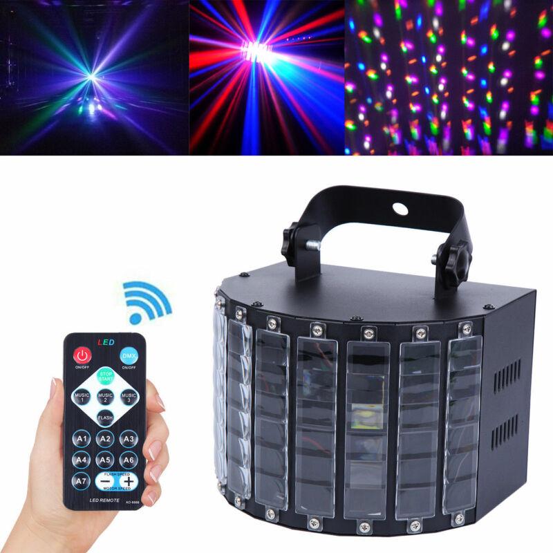 Bühnenbeleuchtung LED DJ Party Stagelampe DMX 512 Disco Lichteffekt Strahler 13W