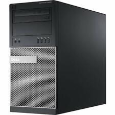 Dell Optiplex 9020 Tower Desktop Intel i7 4770 3.4GHz 16GB 2TB Windows 10 Pro