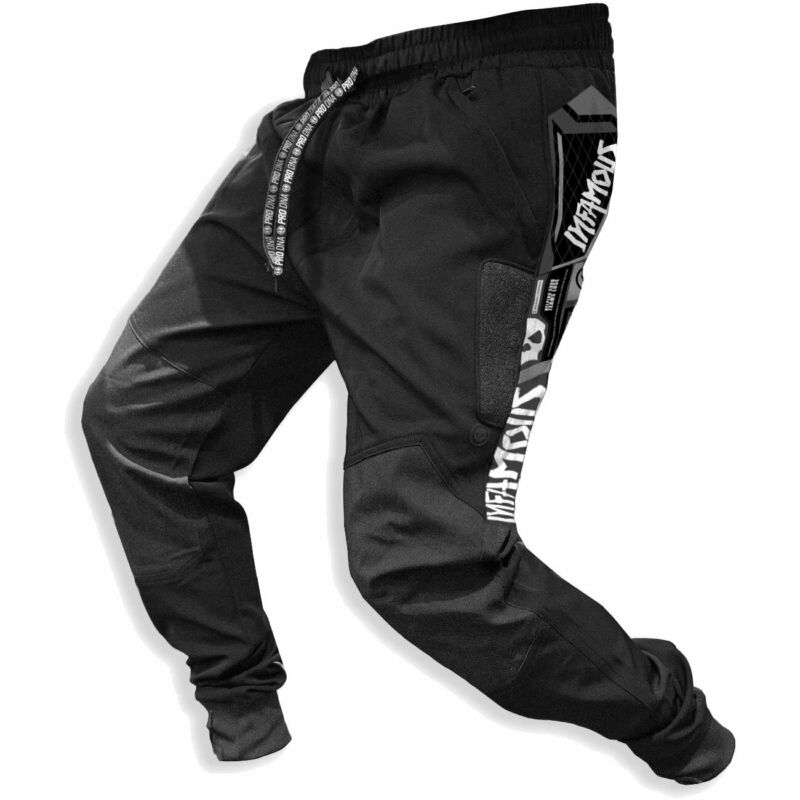 Infamous Sicario Pro Jogger Pants - Grey - X-Large - Paintball