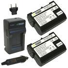 EN-EL15 Camcorder Batteries without Charger