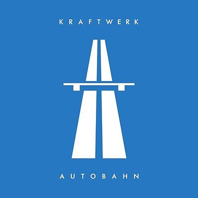 KRAFTWERK - AUTOBAHN: DIGITALLY REMASTERED LP VINYL ALBUM (2009)