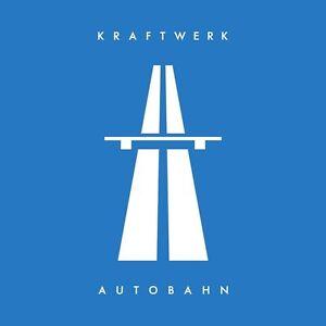 KRAFTWERK - AUTOBAHN: DIGITALLY REMASTERED CD ALBUM (2009)