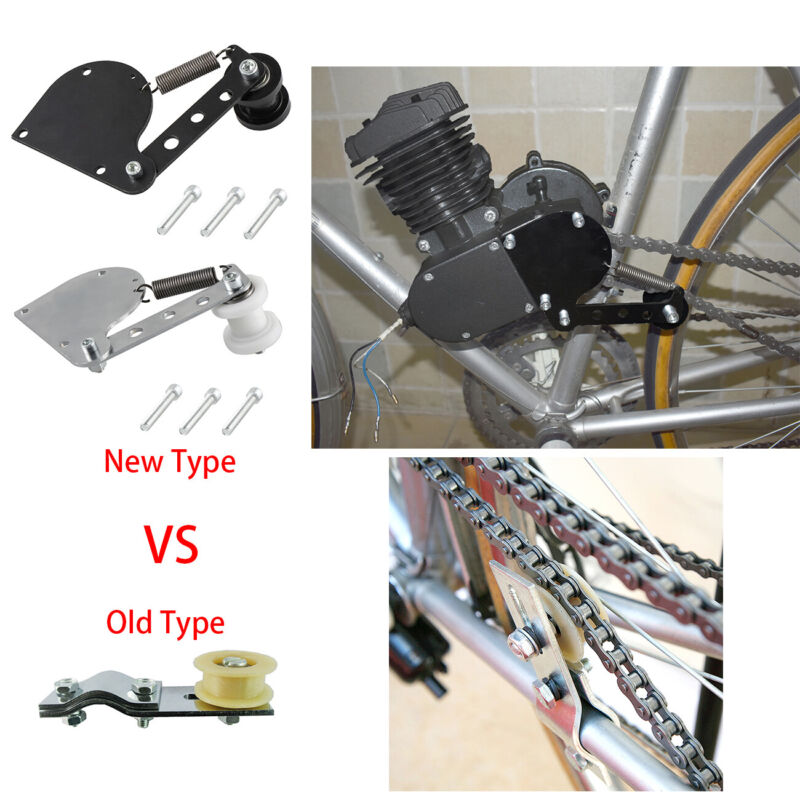 Spring Loaded Chain Tensioner Fit For 49cc//50cc//66cc//80cc Engine Motorized Bike