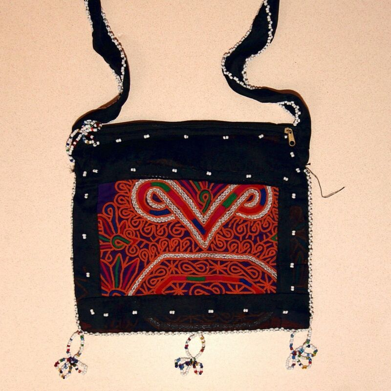 KUCHI Tribe BellyDance ATS Central Asia HANDBAG 765a8