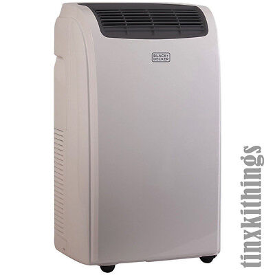 Portable Room Air Conditioning Unit Remote Control 8000 BTU White Cooler Fan New