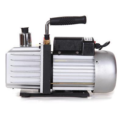 Electric 9cfm 250w Hvac Air Conditioning Refrigeration Vacuum Pump