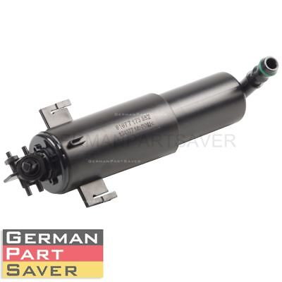 Headlight Washer Nozzle Wiper Cylinder Pump Right Side for BMW E70 X5 2007-2013