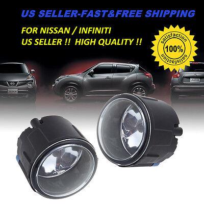 Driving Fog Light Lamp Foglight H11 55W Bulb For Nissan Cube Juke Murano Rogue