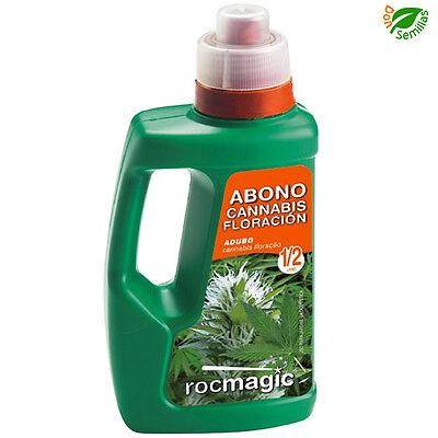 Abono Cannabis Floración 500cc (NPK 5-15-5)