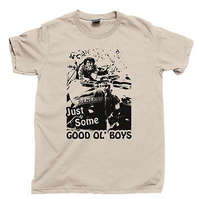 GOOD OL BOYS T Shirt Waylon Jennings Moonshine Whiskey Shot DUKES of HAZZARD (Good Ol Boy T-shirt)