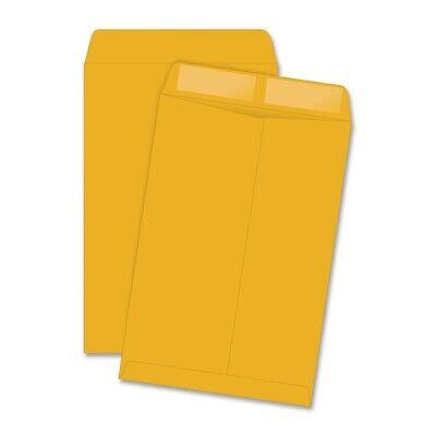"Quality Park Catalog Envelopes - Catalog - 6"" X 9"" - 28 Lb - Gummed - Kraft -"