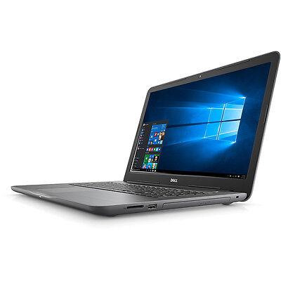 "Dell Inspiron i5767-6370GRY 17.3"" FHD 7th Gen i7 16GB Laptop, Gray"
