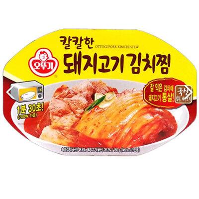 Steamed Kimchi and Pork Korean Instant Food Spicy Braised Kimchi Pork For Soju