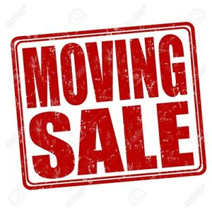 MOVING SALE RICHMOND HILL